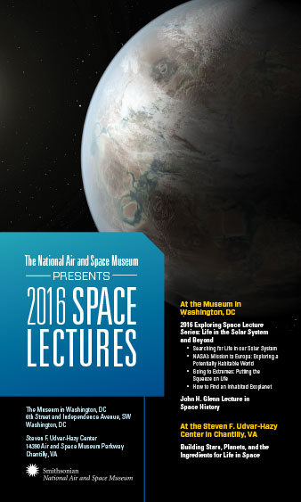 space lectures