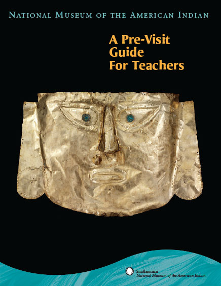 a pre-visit guide for teachers: gold mask