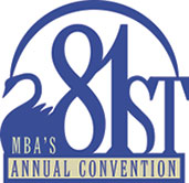 Logo: MBA Annual Convention