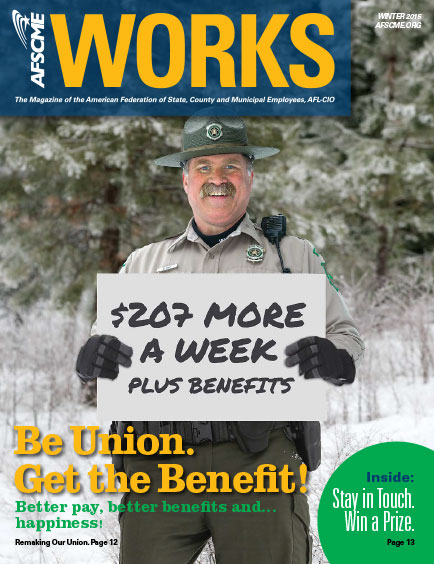 be union! get the benefit!