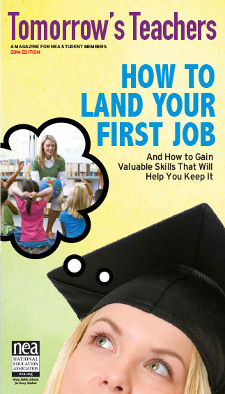 how to land your first job